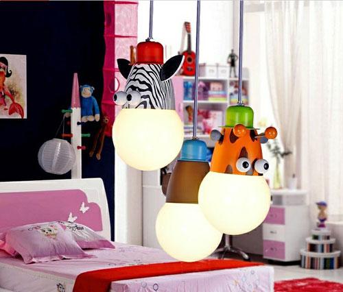 Foto del lampadario per camerette di bambini n.46