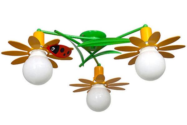 Foto del lampadario per camerette di bambini n.16