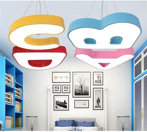 Foto del lampadario per camerette di bambini n.18