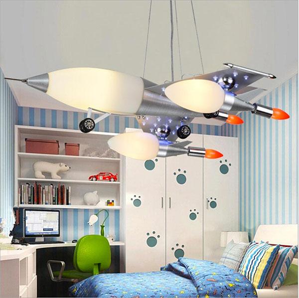 Foto del lampadario per camerette di bambini n.23