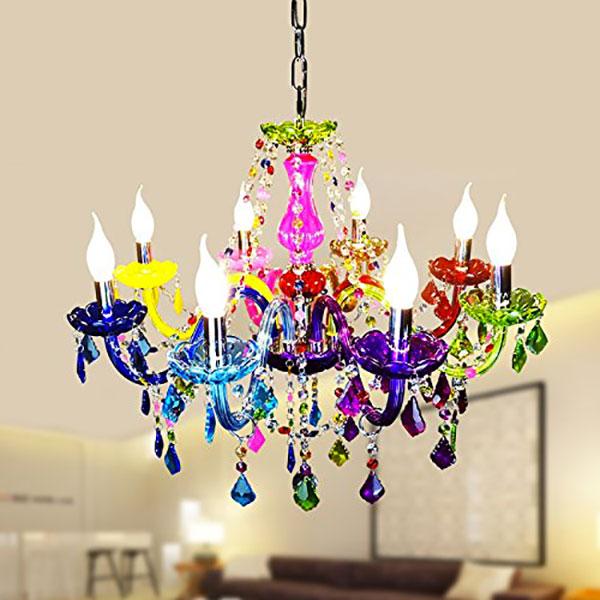 Foto del lampadario per camerette di bambini n.34