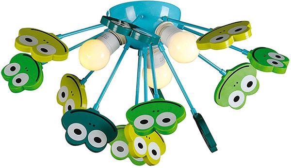 Foto del lampadario per camerette di bambini n.50