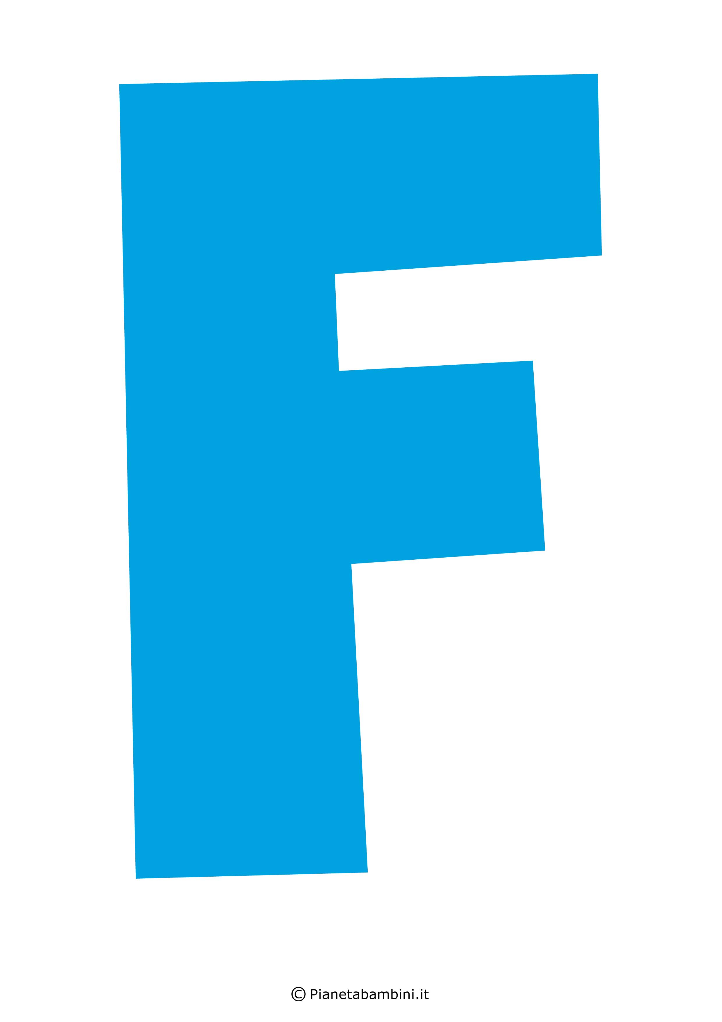 Lettera-F-Azzurra