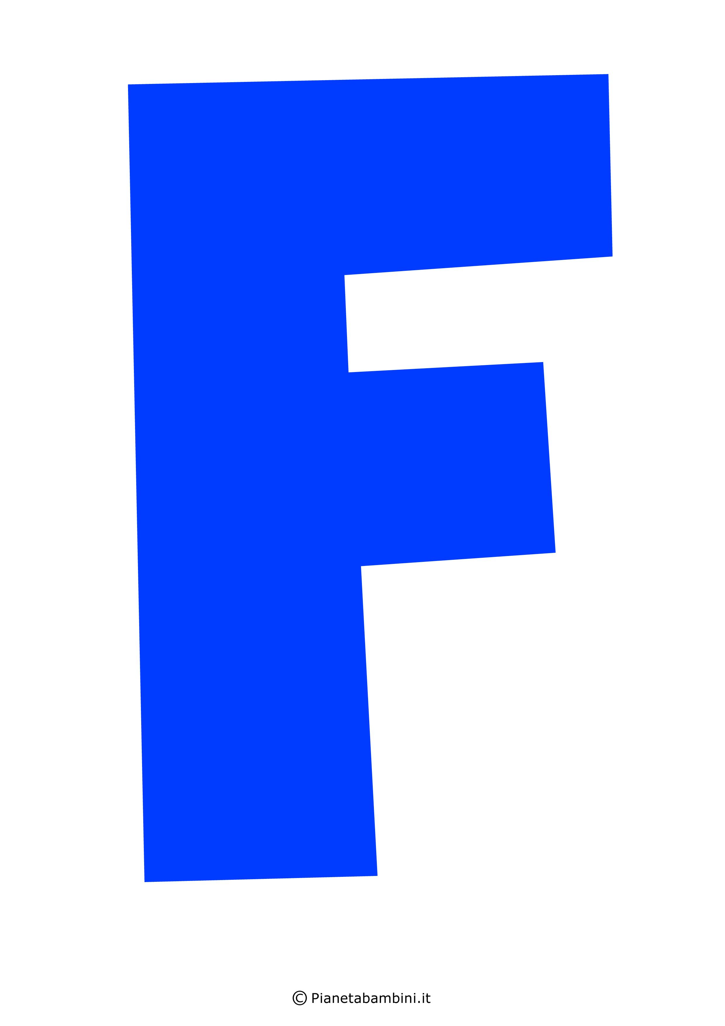Lettera-F-Blu