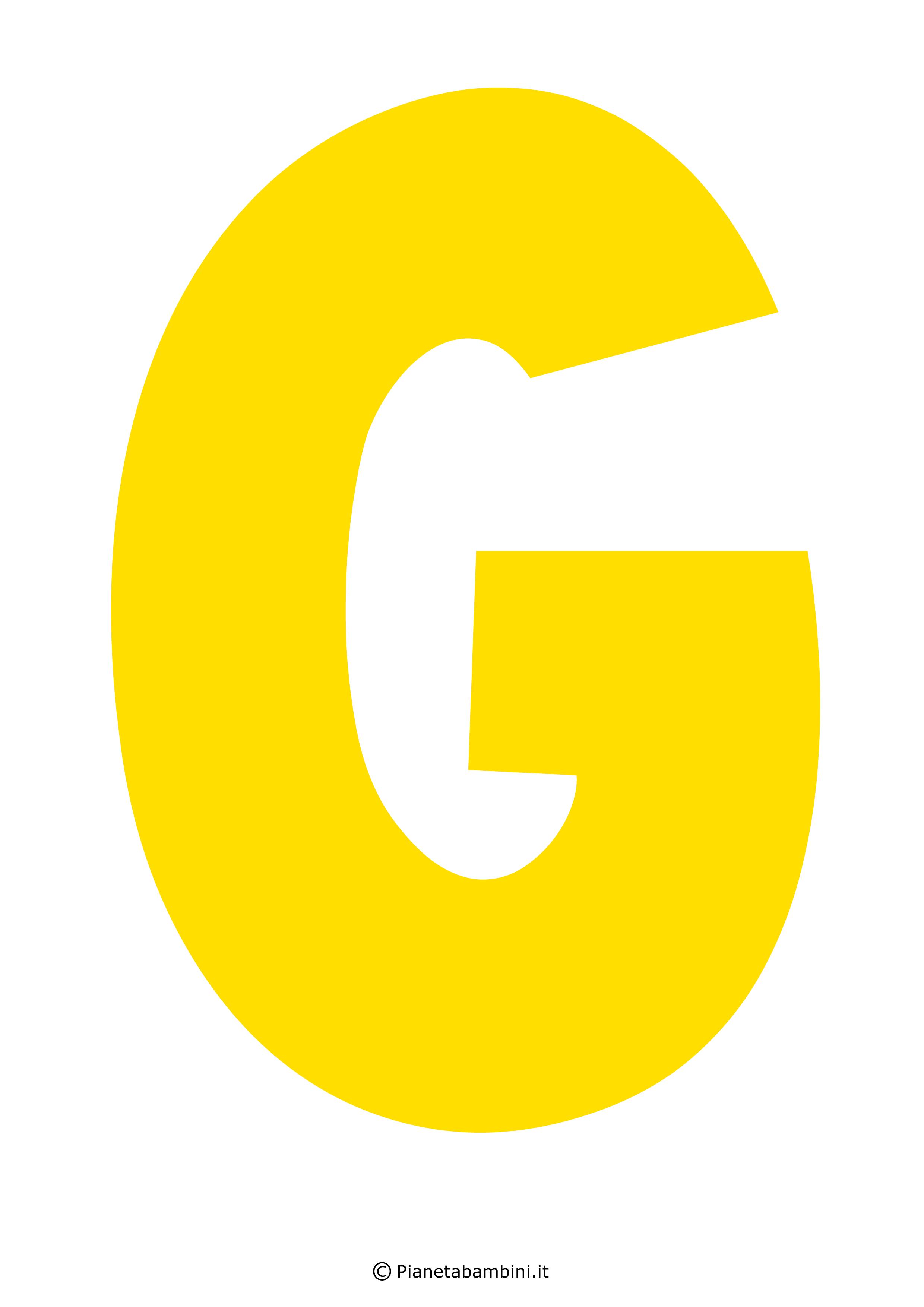 Lettera-G-Gialla