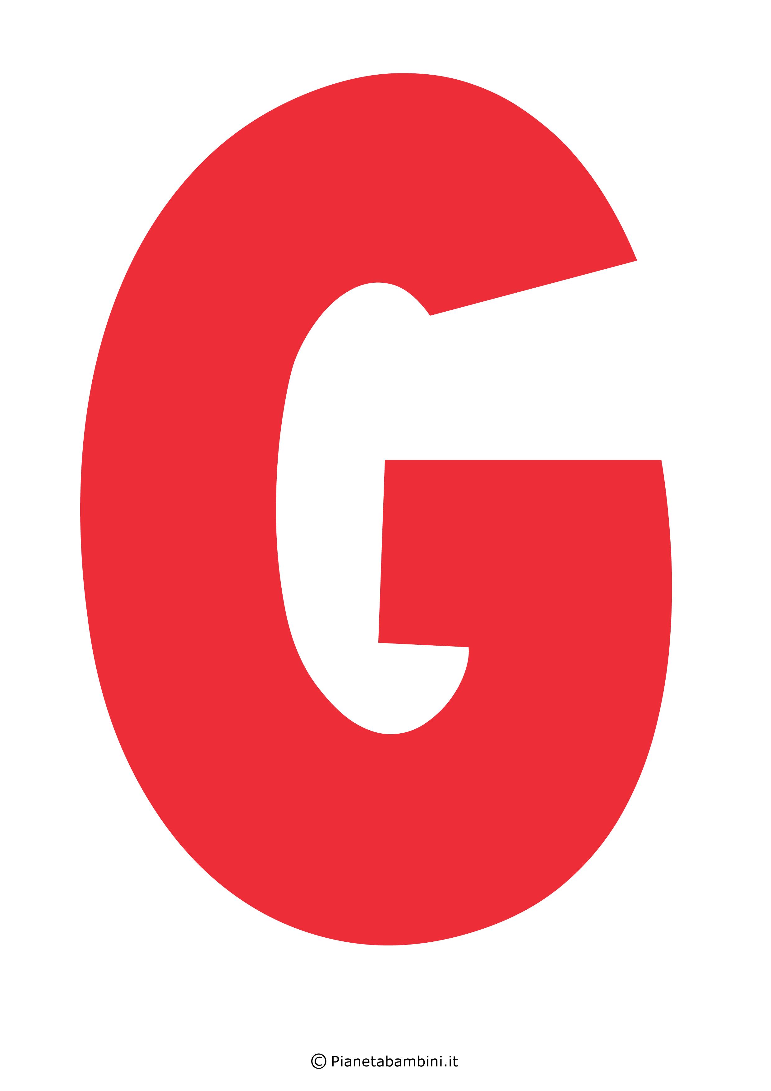 Lettera-G-Rossa