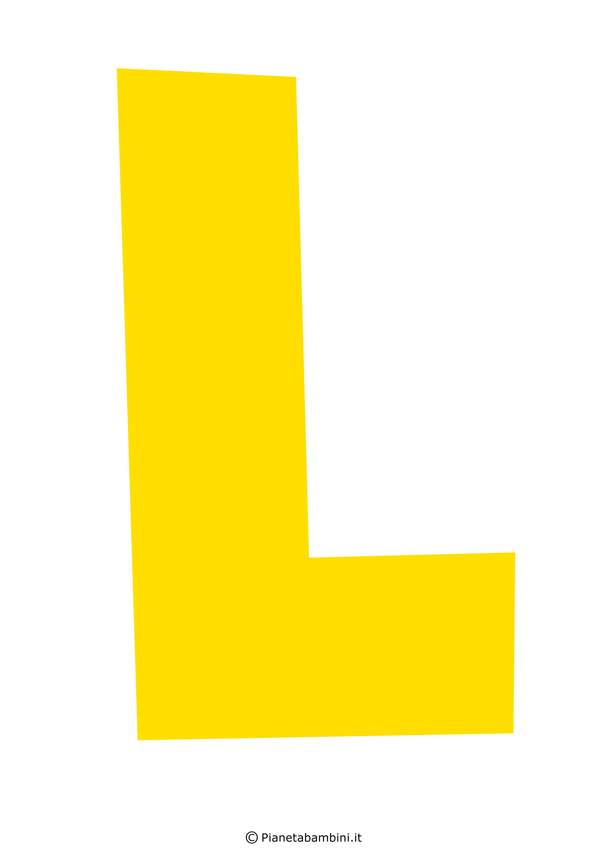 Lettera-L-Gialla