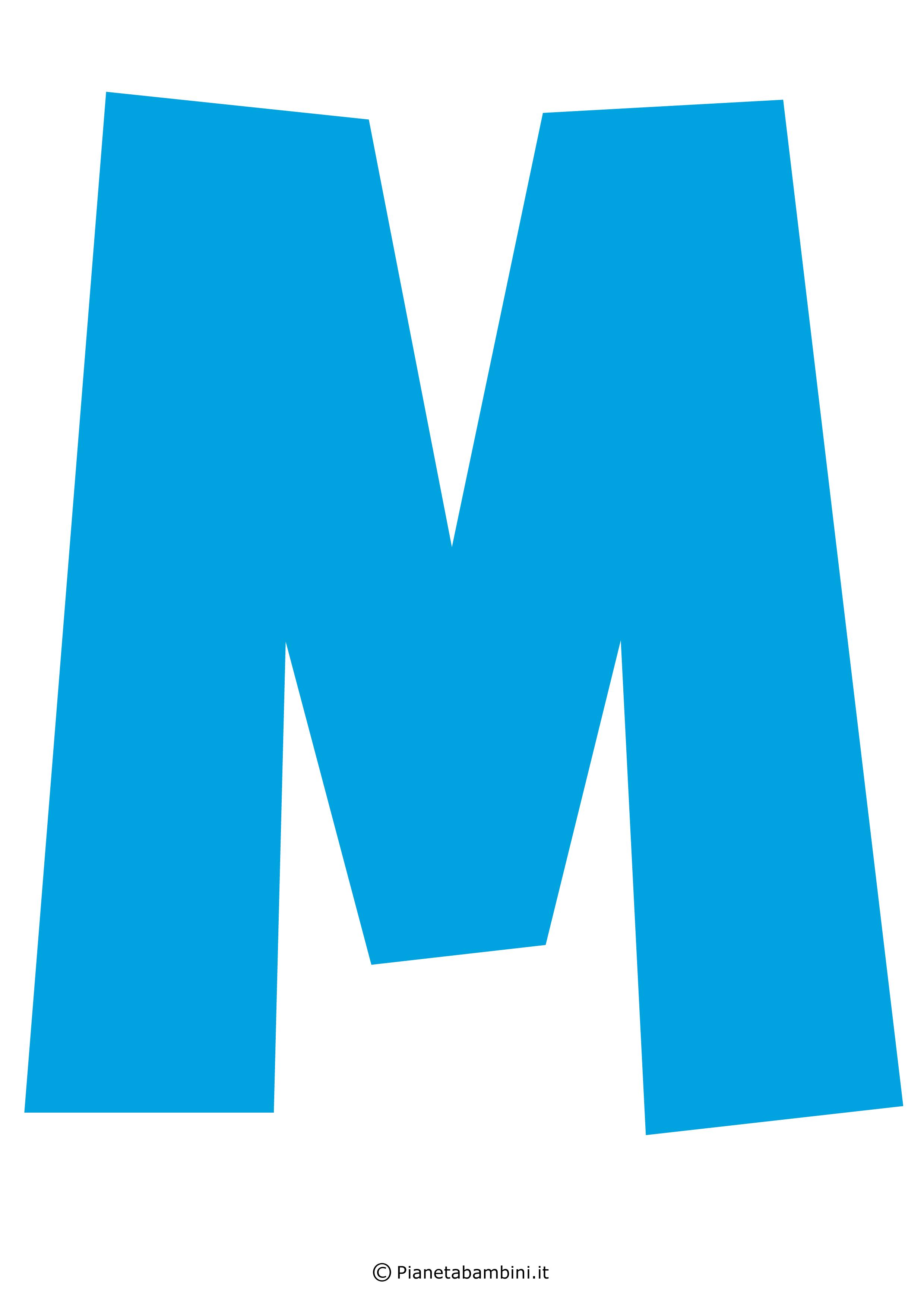 Lettera-M-Azzurra