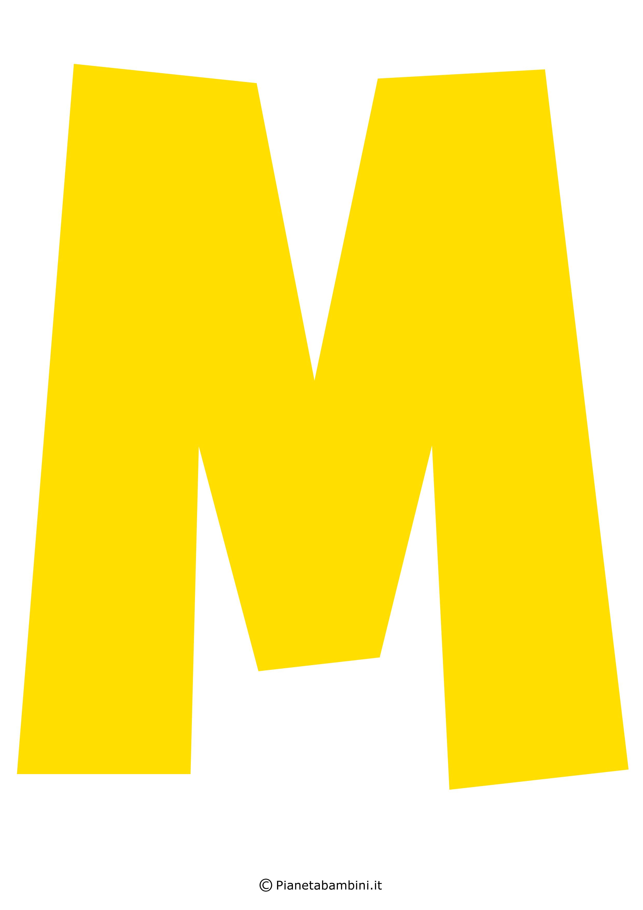 Lettera-M-Gialla
