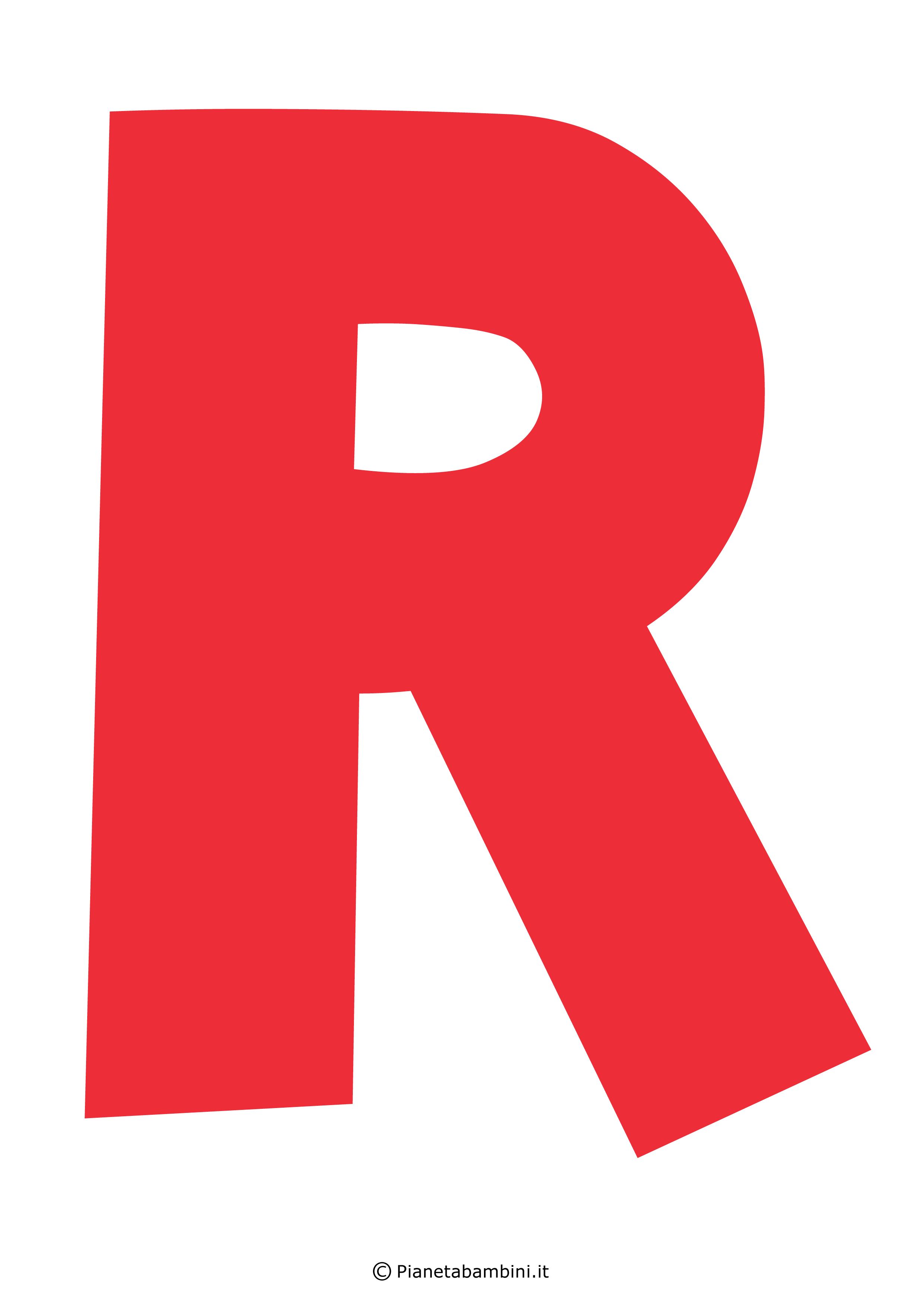 Lettera-R-Rossa
