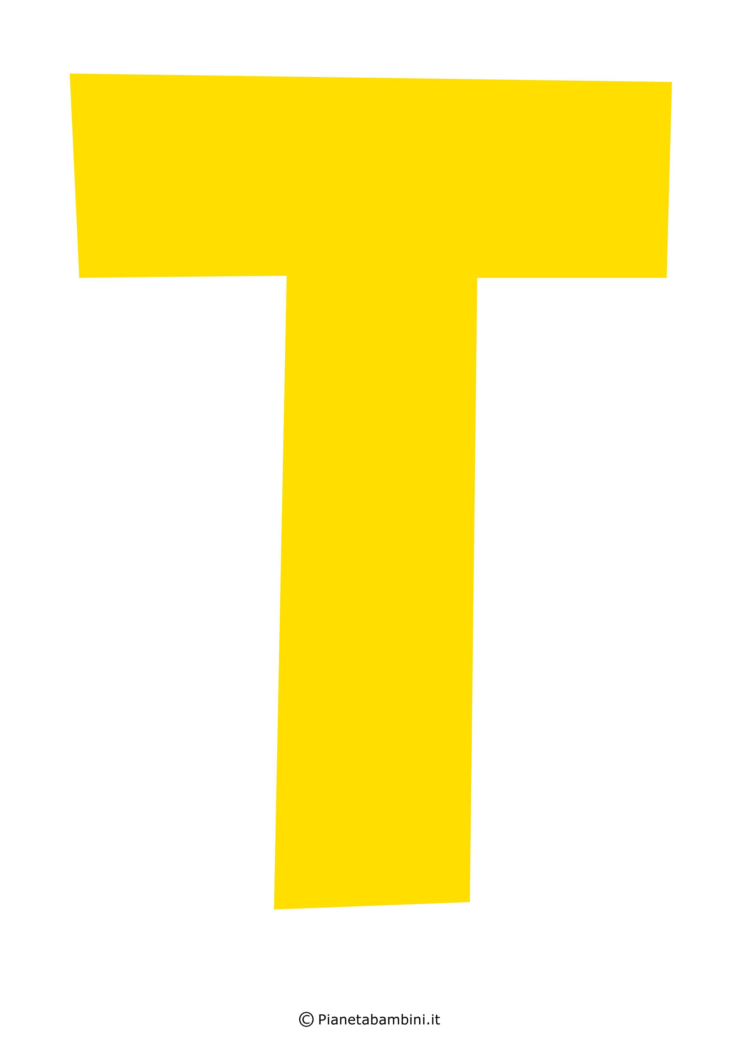 Lettera-T-Gialla