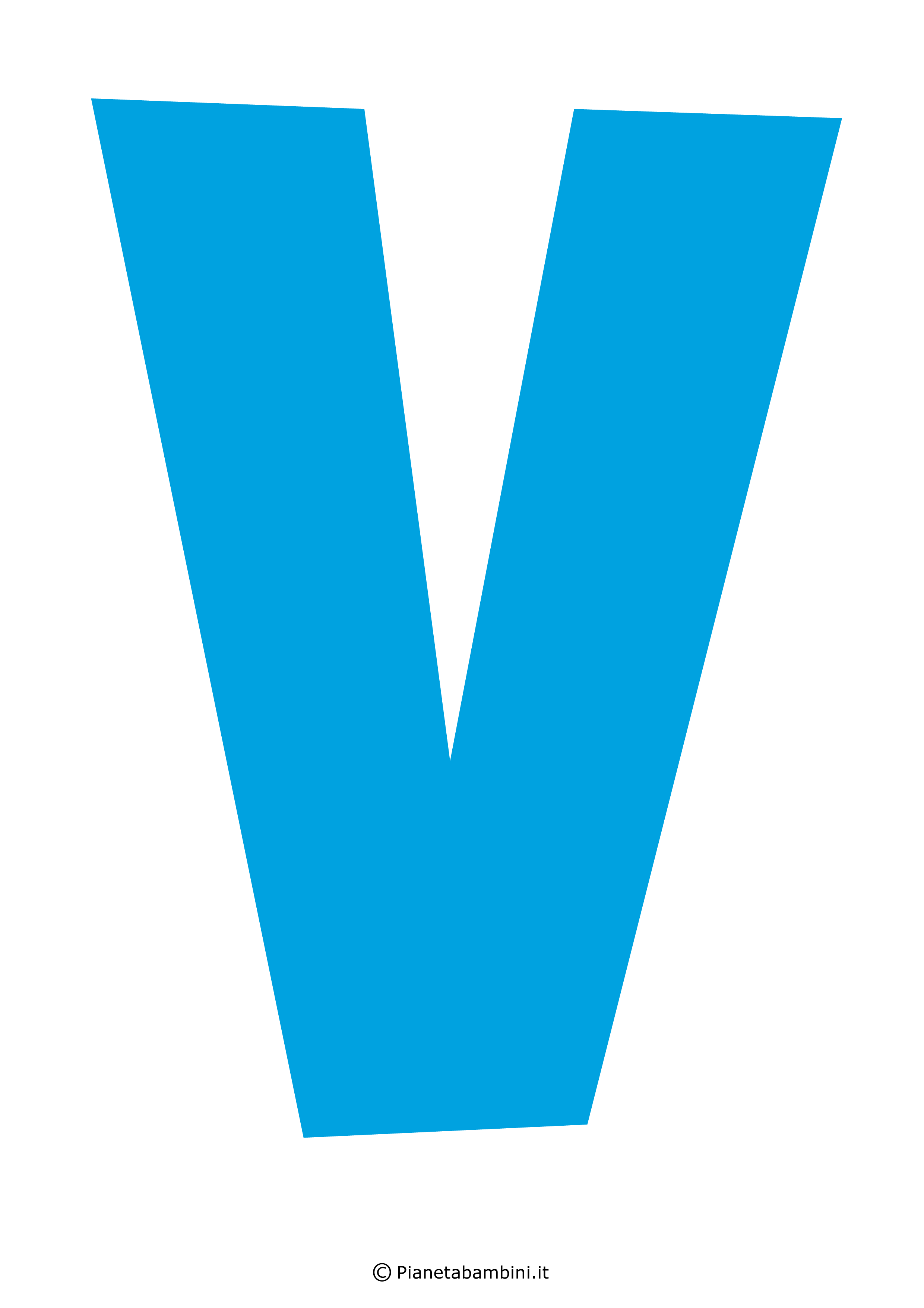 Lettera-V-Azzurra