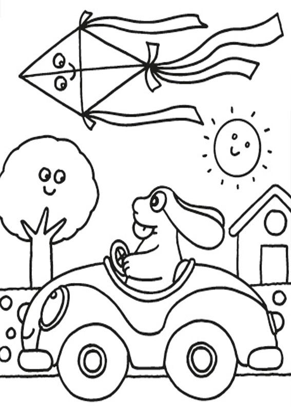 La pimpa da colorare 30 disegni da stampare gratis for Immagini pimpa gratis