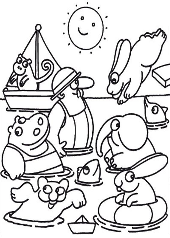La pimpa da colorare 30 disegni da stampare gratis - Cool colorare le pagine da colorare per i bambini ...