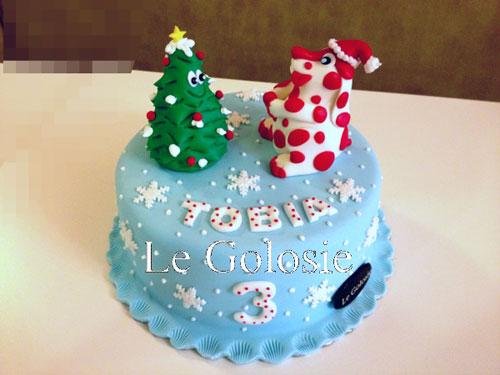 Foto della torta della Pimpa n.36