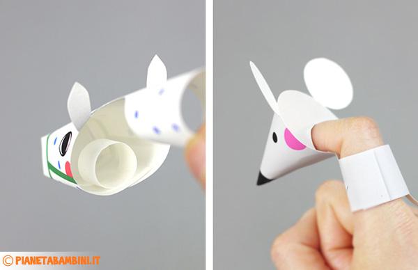 Come creare l'anello per muovere le marionette