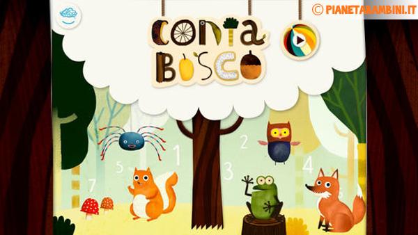Immagine dell'app per iOS Contabosco