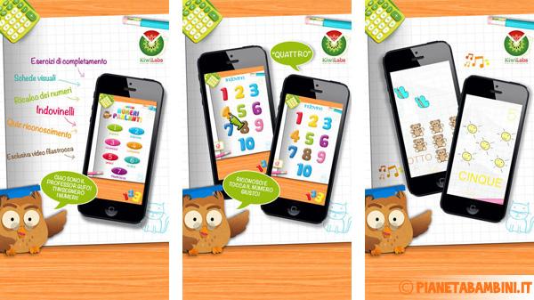 Immagine dell'app per iOS Numeri Parlanti