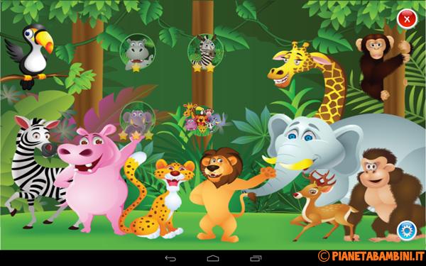 Immagine dell'app per Android Safari 123