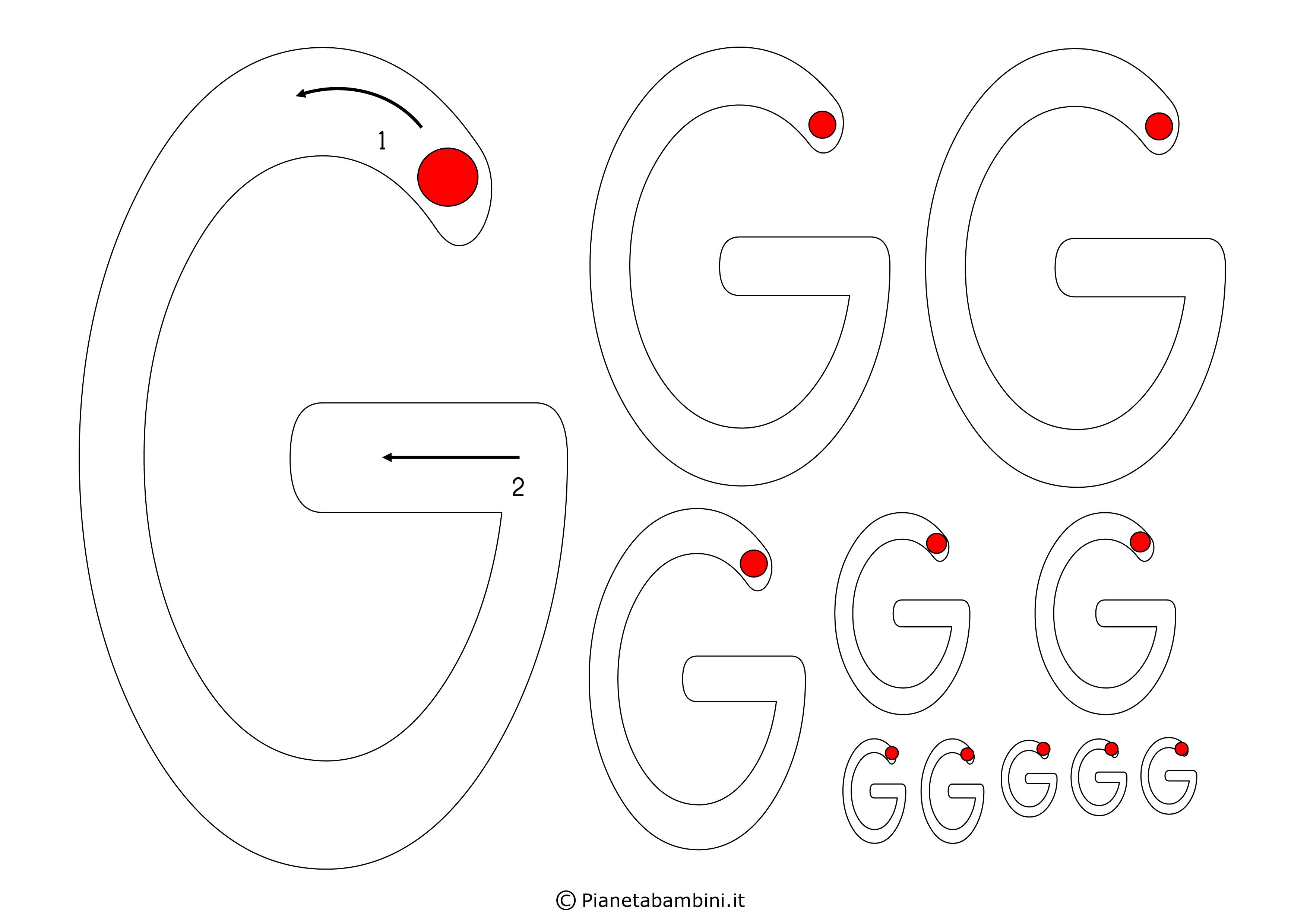 Scheda-Lettera-G
