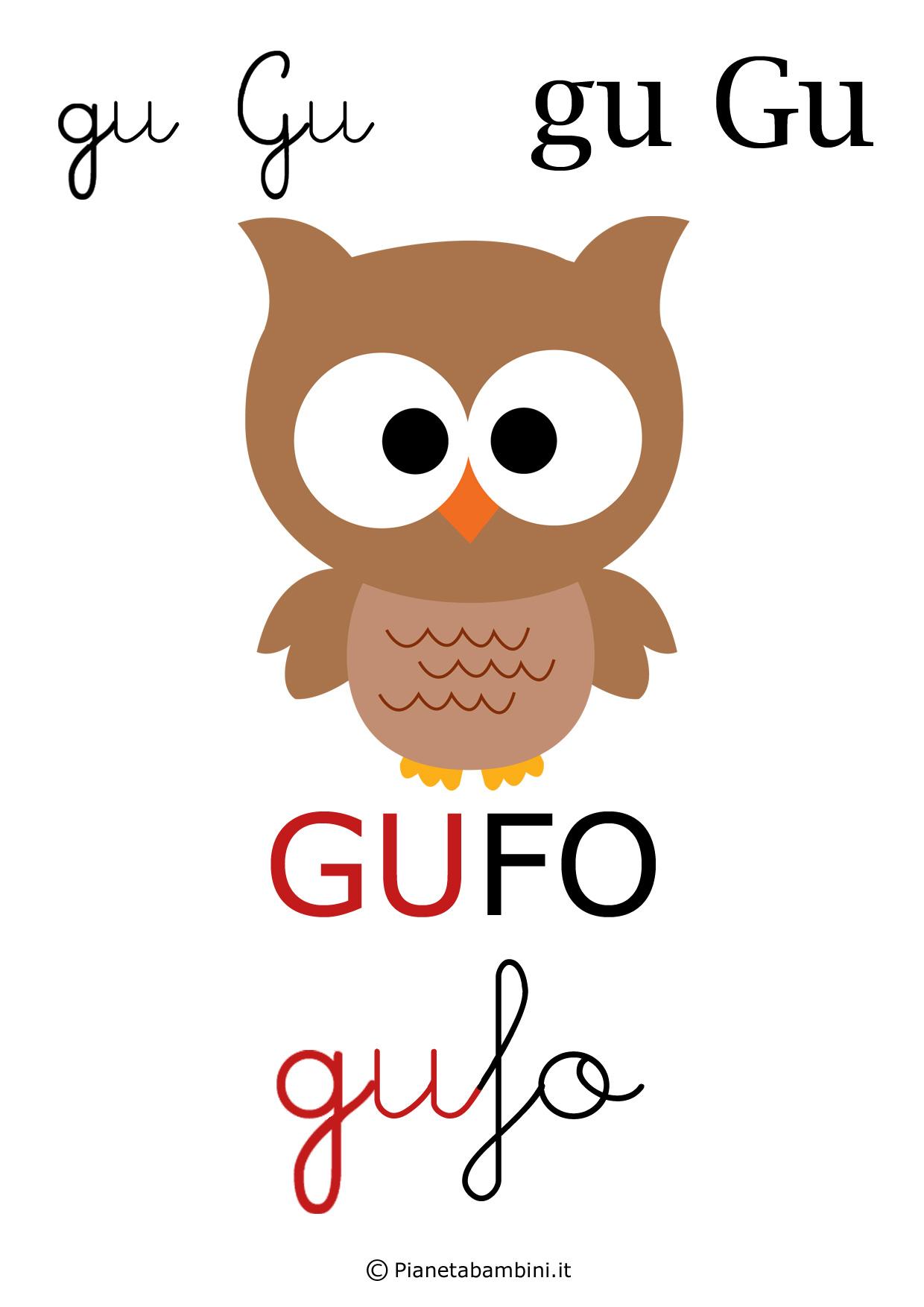 Alfabetiere-Lettera-GU