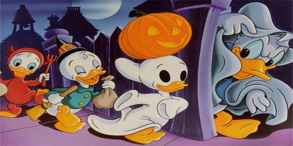 Cartoni di Halloween per bambini