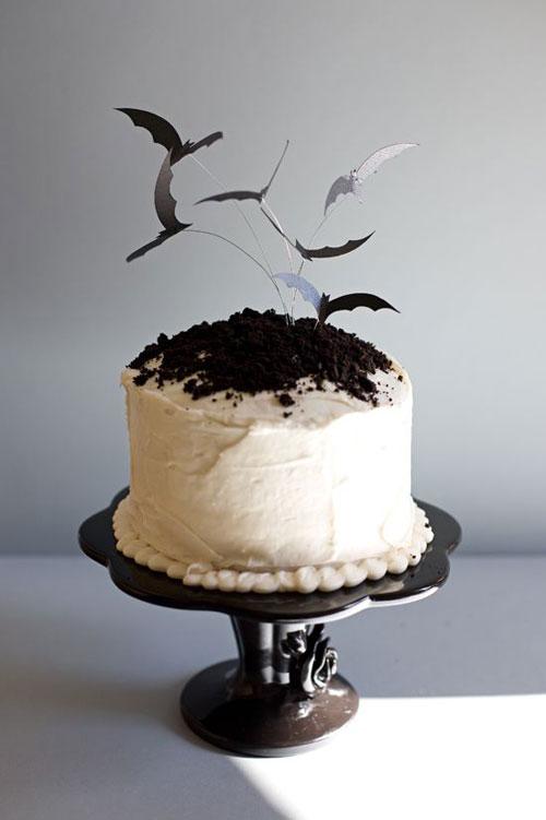 Foto della torta di Halloween n.15