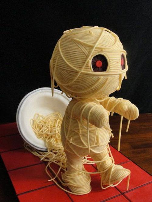 Foto della torta di Halloween n.20