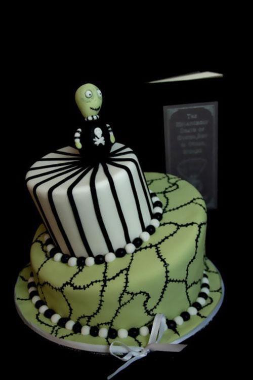 Foto della torta di Halloween n.40