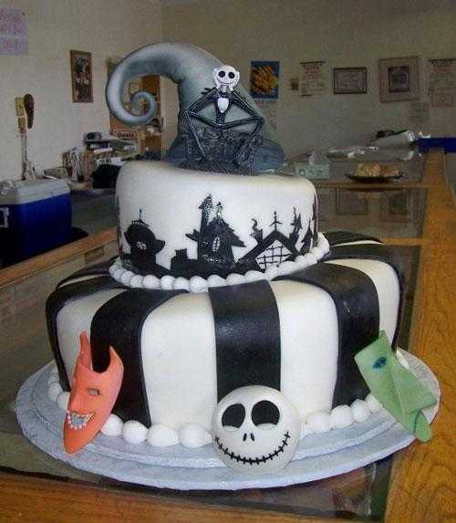 Foto della torta di Halloween n.41