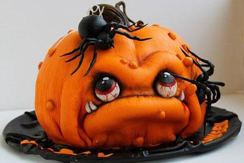 Foto della torta di Halloween n.42