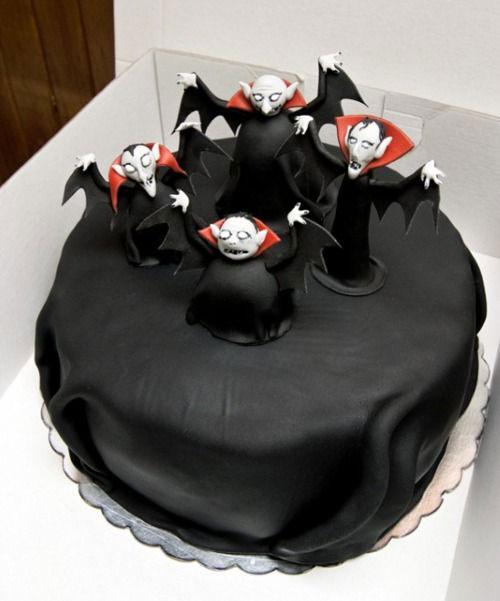 Foto della torta di Halloween n.46