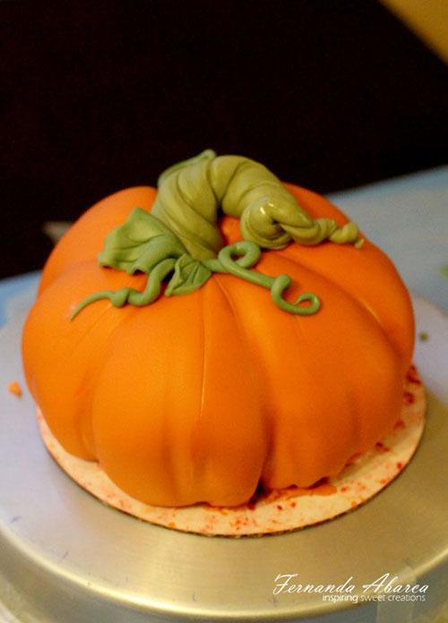 Foto della torta di Halloween n.50