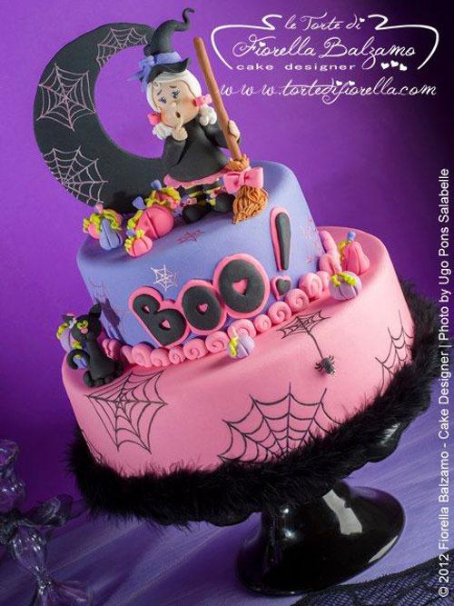 Foto della torta di Halloween n.57
