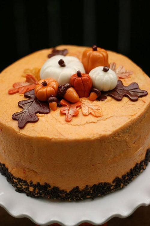 Foto della torta di Halloween n.59
