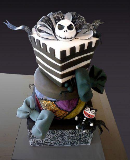 Foto della torta di Halloween n.60