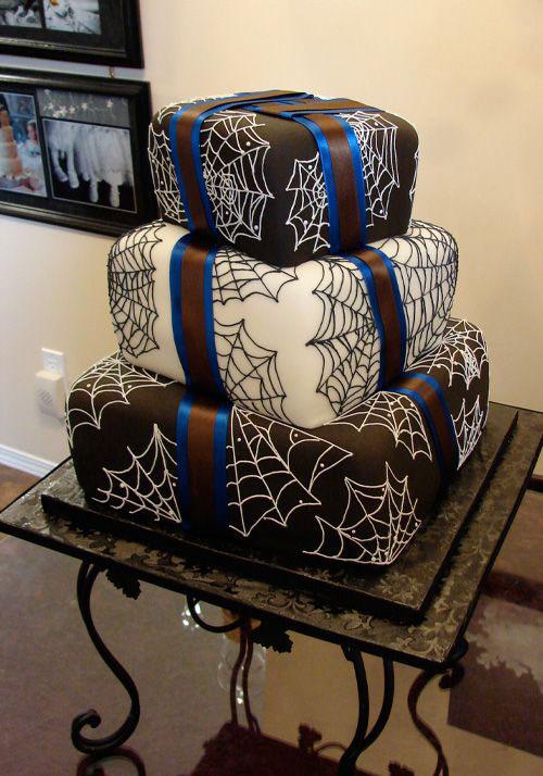Foto della torta di Halloween n.61