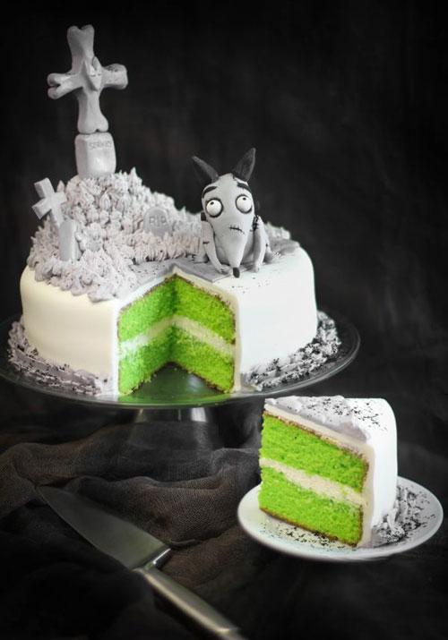 Foto della torta di Halloween n.62