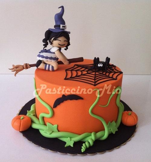 Foto della torta di Halloween n.63