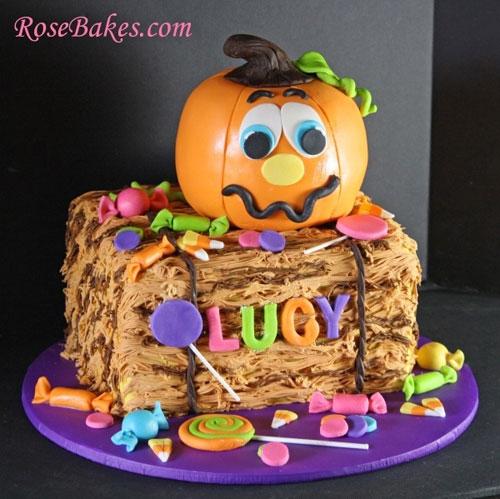 Foto della torta di Halloween n.64