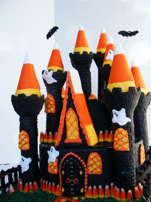 Foto della torta di Halloween n.66