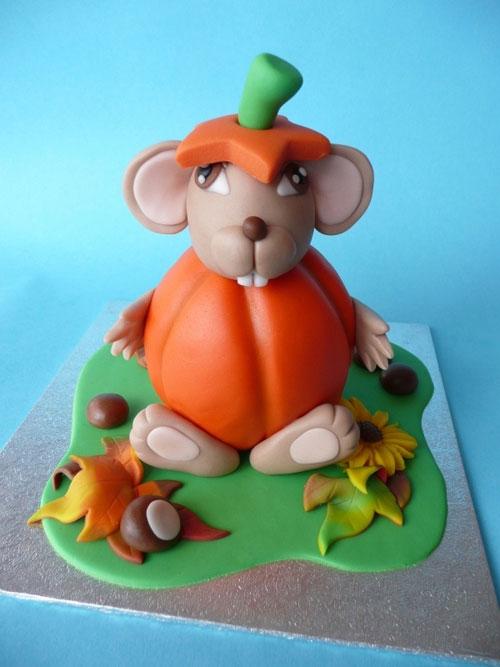 Foto della torta di Halloween n.67