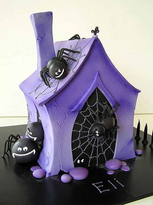 Foto della torta di Halloween n.71