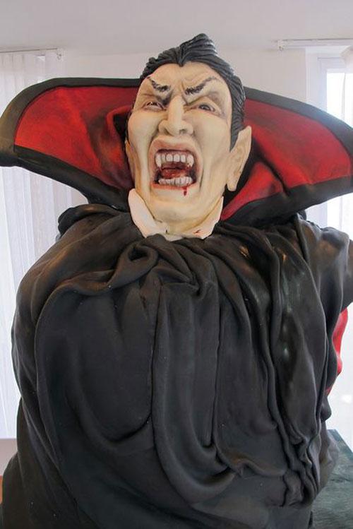 Foto della torta di Halloween n.76