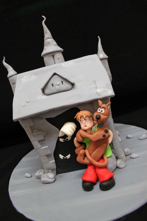 Foto della torta di Halloween n.80