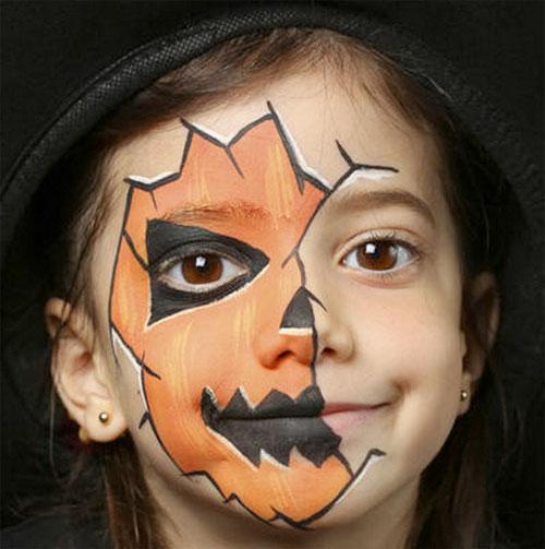 Trucco di Halloween per classici travestimenti n.11