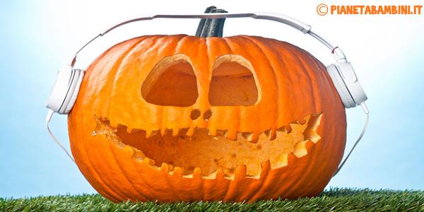 Ben noto 20 Canzoni di Halloween in Inglese per Bambini | PianetaBambini.it MV52