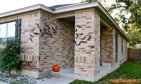 Idee per decorazioni con pipistrelli n.4