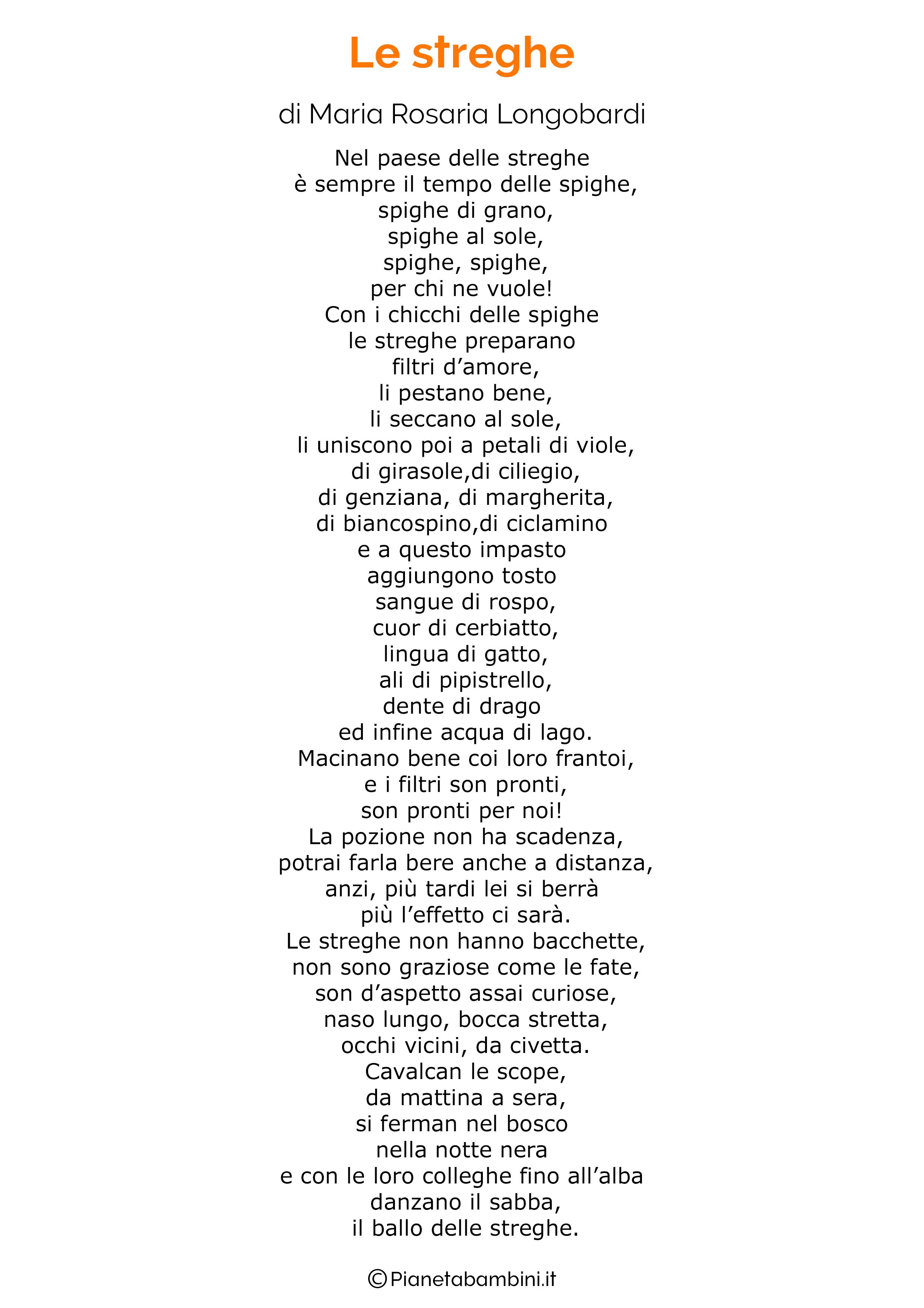 Poesia di Halloween per bambini 05