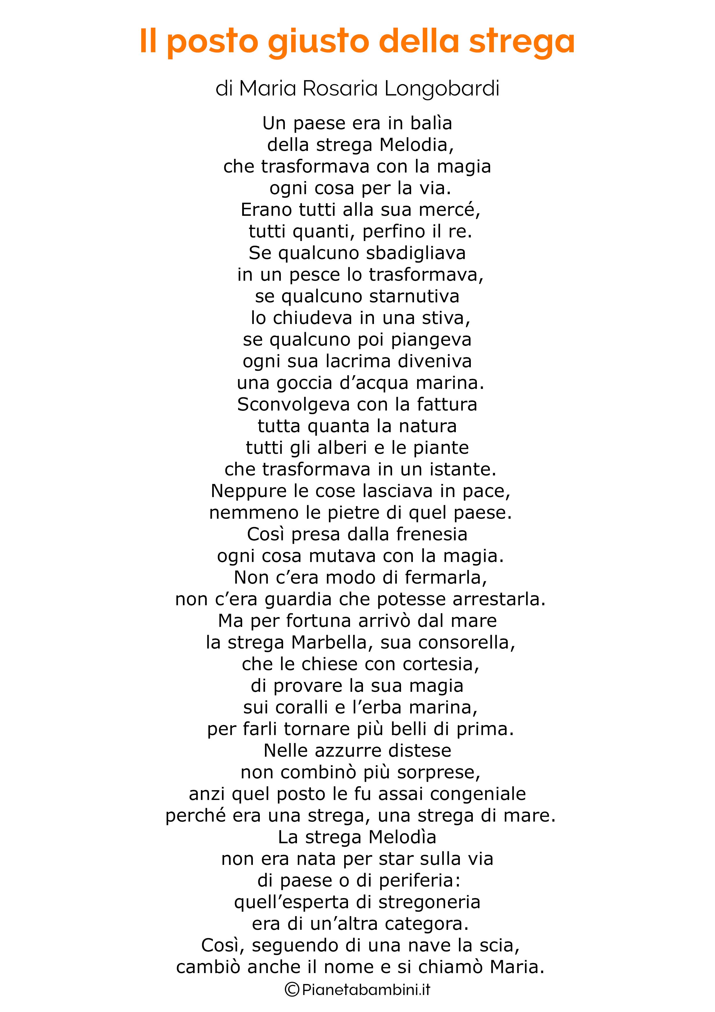 Poesia di Halloween per bambini 06